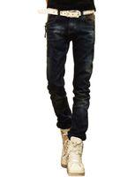 best black skinny jeans - We Best Hot Men s Fashion New Arrivals Jeans Zipper Style Black Color Drop Shipping MKN017