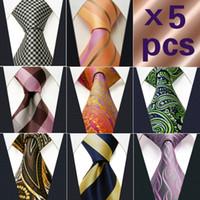 Wholesale Silk Mens Tie Neckties from styles