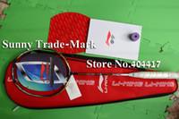Wholesale 2014 Lining New badminton rackets N9 badminton racquets pecs