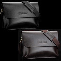 Wholesale New Arrival Men s Genuine Leather Casual Business Briefcase Laptop Bag Shoulder Bag SV002485