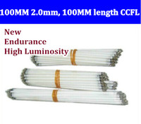 Wholesale OWK MM length LCD CCFL lamp backlight tube MM mm MM length CCFL light