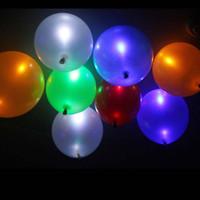DHL Free Shipping 12inch Flashing Glowing Light Up Fixed LED...