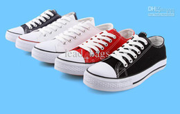 Wholesale Cheap Casual Shoes For Women Factory Supplier Black White Red Blue Color Mix prs S18