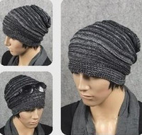 Wholesale 2014 new trend for men and women warm winter wool beanie hat hip hop fashion casual hat