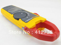 Cheap 100% Authentic Fluke 373 Original Guarantee clamp multimeter TRUE-RMS meter