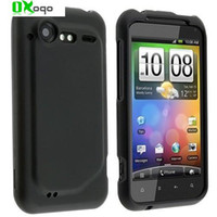 Cheap Oxoqo Black Premium Soft Thin Plastic Cement Case Cover for htc Droid Incredible 2 (ADR6350) (G11)