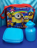 Wholesale Sonw Queen Winter Princess Lunch Kettle Boxes Bags Inclined Shoulder Bag