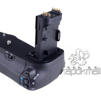 Cheap Wholesale- Pro New High Quanlity BG-E14 Camera Battery Grip Holder For Canon EOS 70D DSLR 2pcs Free-shipping