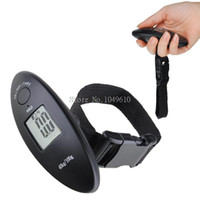 Cheap 40kg 100g Electronic Hanging Fishing Luggage Pocket Portable Charming Palm Digital Weight Scale Wholesale Free Shipping