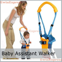 Wholesale 5 x Exercise Baby walking Supportor Assistant Mum Helper Children Walkers Infant Toddler Safety Toddler Belts