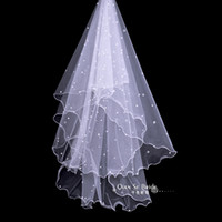 bulk yarn - 2014 Bridal Accessories New Long Beige Heart Shaped Pearl Wedding Dress Trailing Bulk Yarn Accessories CM