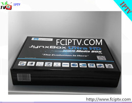 Wholesale Jynxbox ultra hd v3 for North America with JB200 tuner IKS account