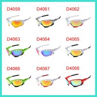 Wholesale Antireflection PC Unisex JB Road Cycling Sunglasses Summer Bicycle Fashion Accessories Eyewear Brand High Quality Sun Glasses