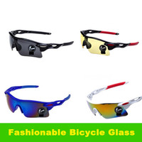 Wholesale Bicycle Sunglasses Road Cycling Goggles Polarization Glasses Mountain Bike Cycling Glasses Lens
