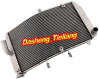 Wholesale Aluminum Motorcycle Cooling Radiator For honda CBR RR F5 Motor Cooler Parts Accessories Silver Color
