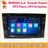 opel zafira dvd gps - Wince Auto DVD GPS Media Player with P Bluetooth Name Search Audio Receiver For Opel Astra H Corsa Zafira Vectra Meriva Car DVD