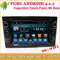opel zafira dvd gps - Android Car Video Receiver Support GPS DVD Automotivo Wifi G Radio Audio For Opel Astra H Corsa Zafira Vectra Meriva Car DVD