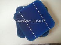 Wholesale Solar Cell x5 W Grade A DIY Solar panel monocrystalline solar cells Enough tabbing wire busbar