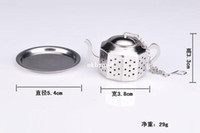 anise tea - Anise kettle Shape Stainless steel tea infusers Food Safety