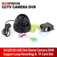 Wholesale Day Night daysx24hrs Video Recorder Camera DVR