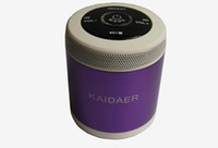 Wholesale TF Card Speaker Stereo Kaidaer BDL KD05 Music Speaker Stereo Mini USB Speaker MP3 Player For iPhone S C Samsung Android Phone AAA Quaity