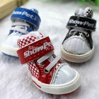 Wholesale Large discount cheap brand new classical pet dog cat sports shoes pet shoes xxl skateboard
