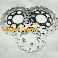 Wholesale Front Rear Brake Disc Rotors for Suzuki GSXR GSXR Motorcycle Parts Accessories Replacement