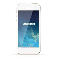 Wholesale Goophone i5 For i5 x540 Dual core MTK6572 single nano sim card with quot Screen Wifi G cell Phone