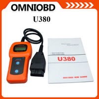 audi trouble codes - Newest version OBD2 U380 OBDII OBD2 EOBD Engine Scanner Trouble Code Reader OBD2 in stock now