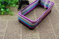 Wholesale - Slim Aluminium Alloy Bumper Frame Case For iPhon...