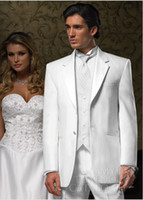 Cheap Reference Images groom wear Best Tuxedos Three-piece Suit groom suits