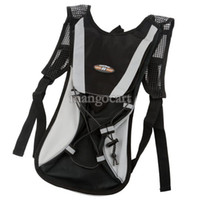 Wholesale HOT Hydration Pack Water Bladder Sports Backpack Cycling Bag Hiking Climbing Pouch Blue Black Red Orange SV001803