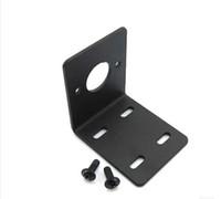 Wholesale 775 motor base L type motor bracket holder metal stent motor mount DIY model toy making accessories