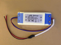 Wholesale - Free Shipping Hight Quality Guaranteed 100% 30W 900Am LED Driver Transformer adapter for LED Lighting Bulbs 30-36v