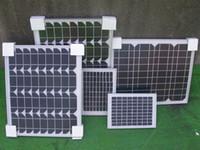 Оптово- Бесплатная доставка 10W 18V монокристаллического кремния солнечной панелью для 12 солнечной энергии системы 10 Вт 12 В постоянного тока PV МОНО солнечный модуль