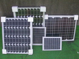 Wholesale W V monocrystalline silicon Solar Panel used for V solar power system Watt VDC PV MONO solar Module
