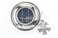 home solar power system - solar fan solar power ventilator for room boat RV for home solar system
