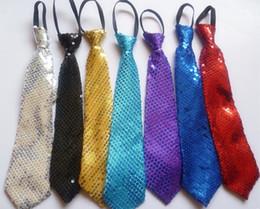 Wholesale Baby sequins bow tie children essential activities performed