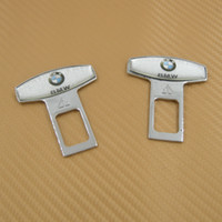 Wholesale 2PCS Auto Mute Car Seat Belt Buckle