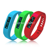 Cheap OLED Bluetooth 4.0 Smart Bracelet Sport Watch with Pedometer Sleep Monitoring Calorie-burning Counter for Android Smart Phones