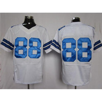 Wholesale American Football Player Jersey Elite White New Season Football Shirts Custom Football Jerseys Mix Order