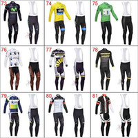 Cheap Men Cycling Jerseys Best Winter Bicycle Jerseys