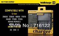 Wholesale All in One Compatible Brand NITECORE Safe Intellicharge i4 Barttery Charger Power plug