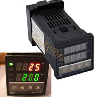 Wholesale 2014 New PID Digital Temperature Control Controller Thermocouple to degree SV001100 b012