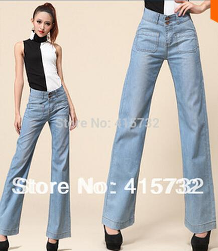 High waisted flare jeans long – Your Denim Jeans Blog