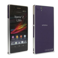 Cheap Bumper Case Cover Best Sony Xperia Z L36i L36h