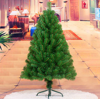 Wholesale New Fashion Green cm Christmas Tree Colorful PVC High Quality Thick Artificial Xmas Decroration