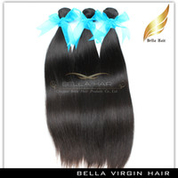 Wholesale Indian Straight Hair Extension Virgin Rmy Human Hair Unprocessed Can Be Dyed Natural Color Grade A or2 or3pcs
