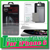 Wholesale For Iphone iphone plus For iPhone6 Tempered Glass Screen Protector mmTreated Glass for iPhone samsung S5 note