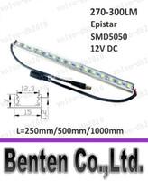 Wholesale LLFA7275 M SMD LED Rigid Strip Light Bar Lamp Warm Cool White Under Cabinet Lighting M Adhesive Tape on Back Side
